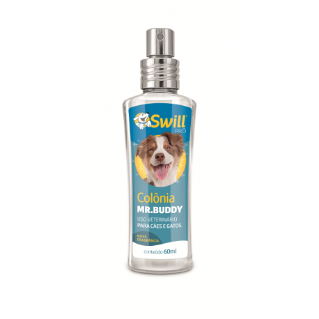Colônia Mr.Buddy 60ml