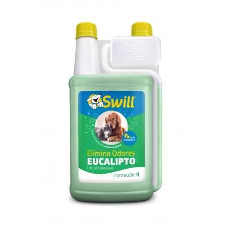 Elimina odores eucalipto 1l