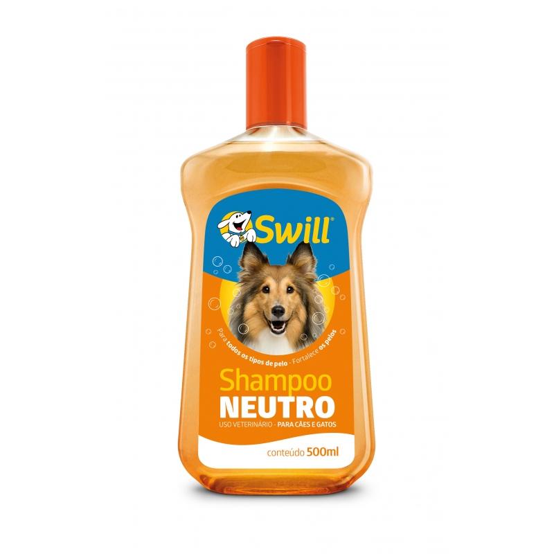 Shampoo neutro 500ml