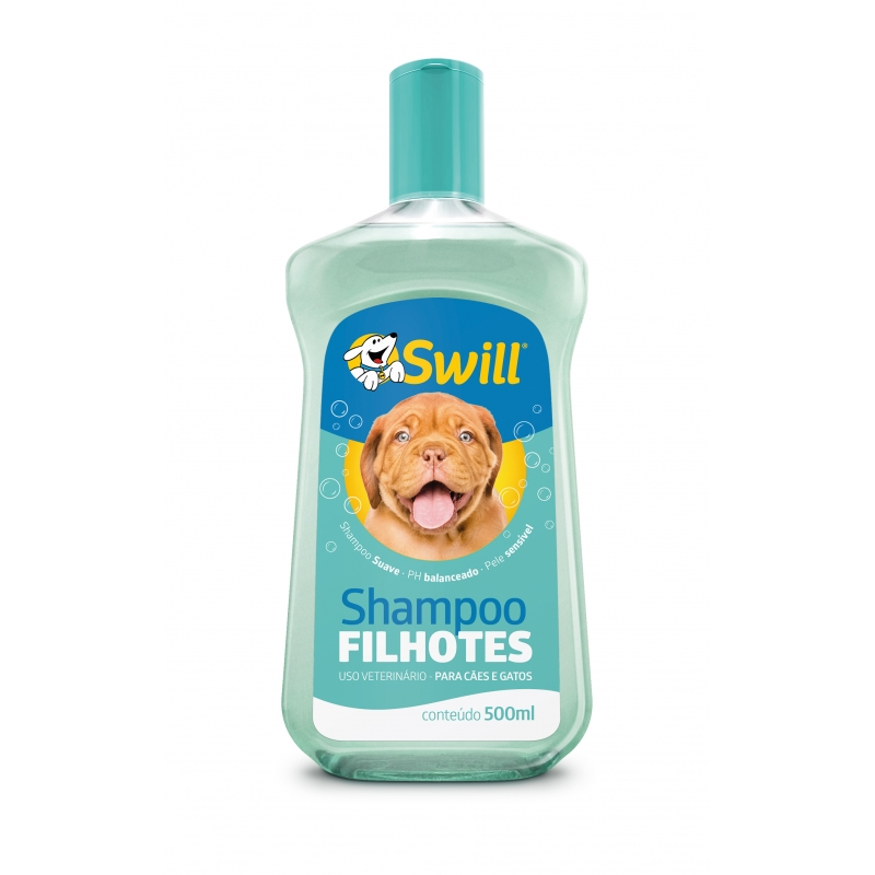 Shampoo filhotes 500ml