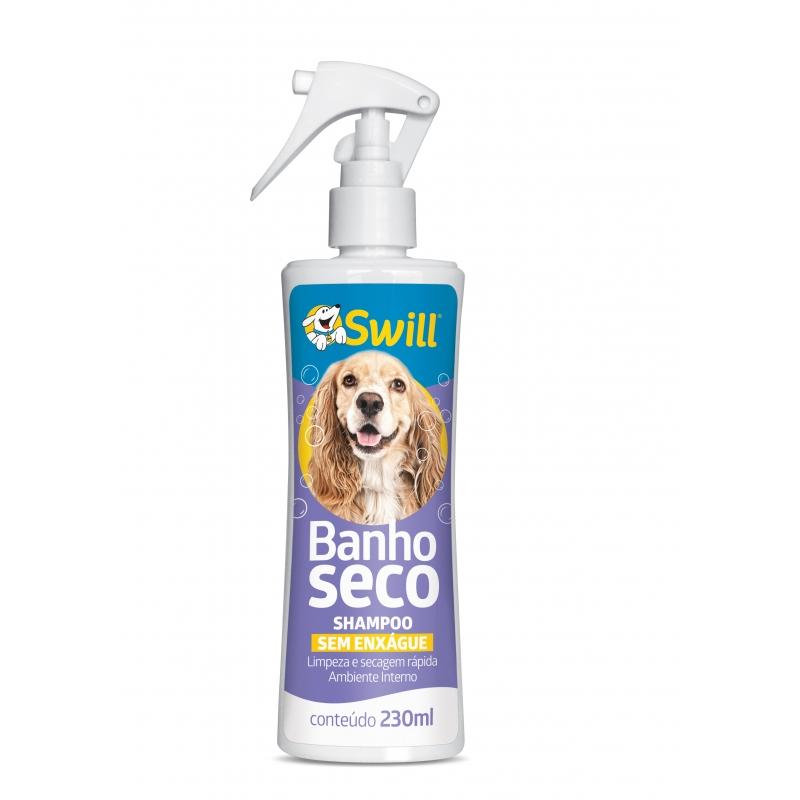 Banho seco 230ml